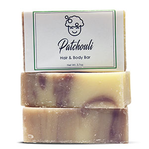 Patchouli Bar