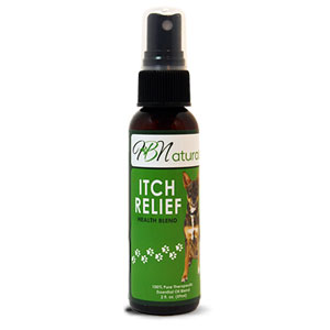 Itch Relief For Animals Essential Oil Blend