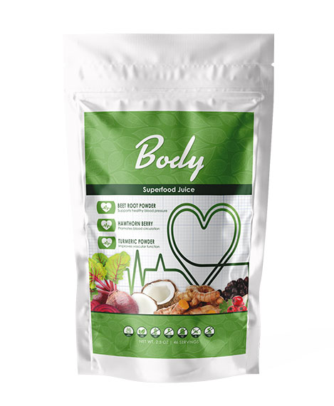 Body Advanced Cardio Formula