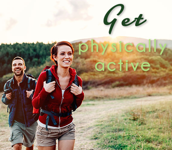 Get Physically Active