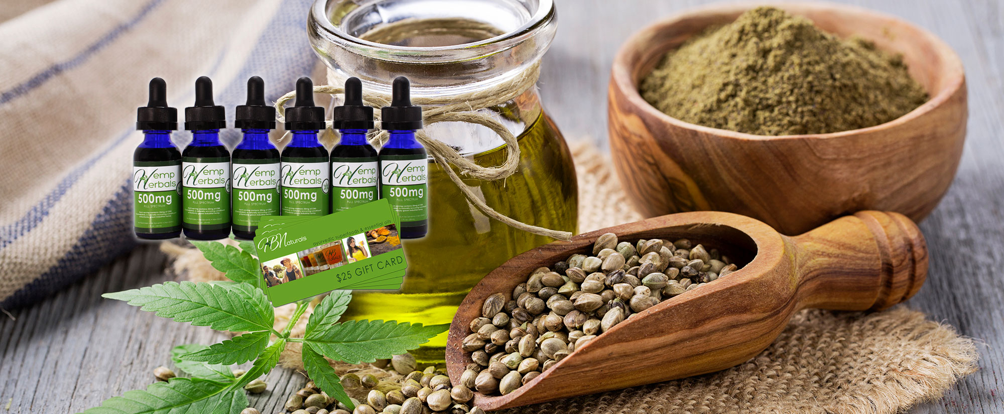 Hemp Herbals Value Pack