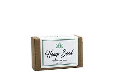 Hemp Seed Bath Bar