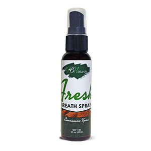 Fresh MCT & EO Breath Spray