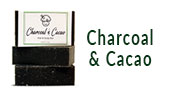 Charcoal & Cacao Hair & Body Bar