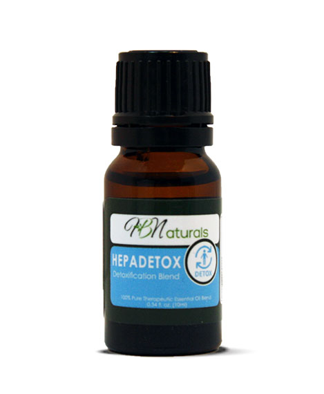 HepaDetox Essential Oil Blend