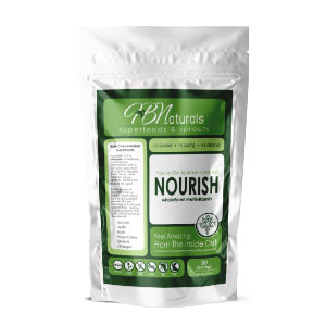 Nourish Wholefood Multivitamin Formula