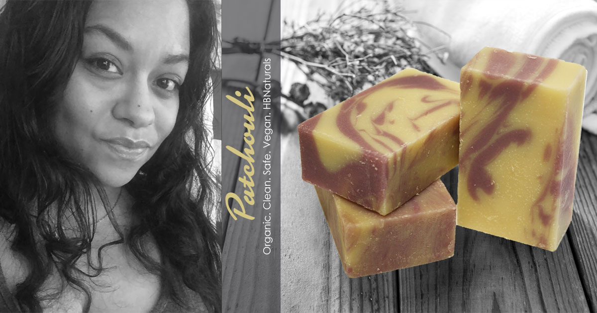 Patchouli Hair & Body Bar